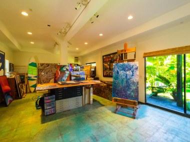 Studio/Game Room